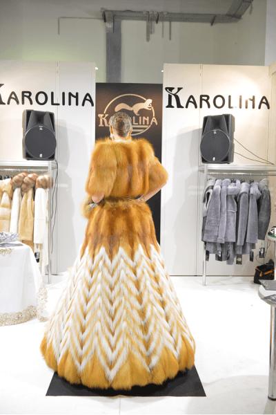Кассиопея платье - болеро - юбка арт № 700, рыжая лиса огнёвка