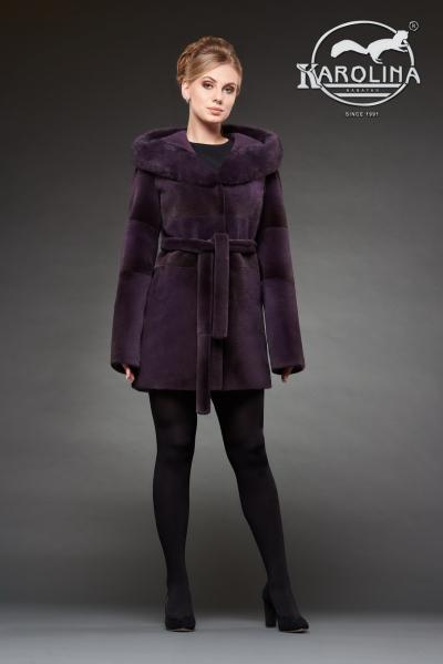 Шуба Паула куртка из нутрии № 800 Н-475 К