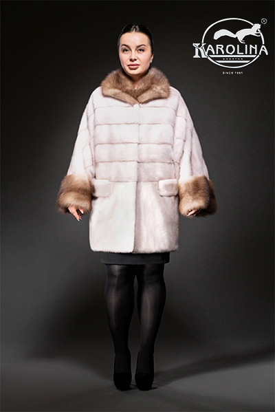 Куртка из норки НК-401